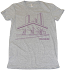 Grey Tshirt (lady)